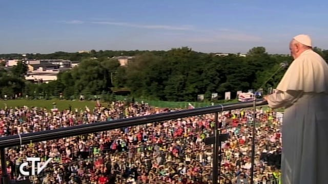5 years after WYD in Poland, Pope's m...