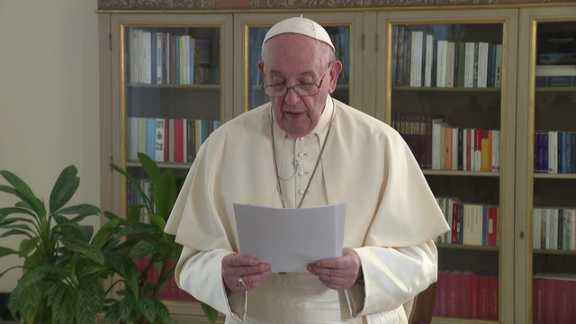 El Mundo visto desde el Vaticano 30-09-2020
