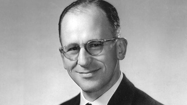 Enrique Shaw, el empresario que el Papa Francisco podría nombrar santo