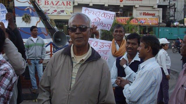 Fallece el jesuita encarcelado en Ind...