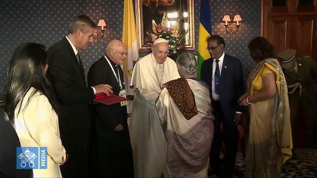 Papa a líderes de Mauricio: No sacrif...