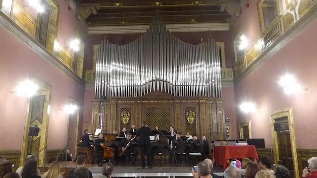 """""""Hay posibilidades infinitas de acompañar la liturgia con música preciosa"""""""