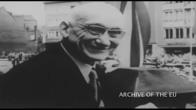 Robert Schuman, padre de UE, a punto ...