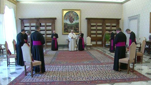 El Papa en la Audiencia suma su voz a...