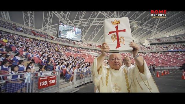 Singapur conmemora 200 años de catoli...