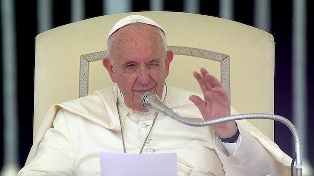 Papa explica en la audiencia la unidad de la primera comunidad cristiana