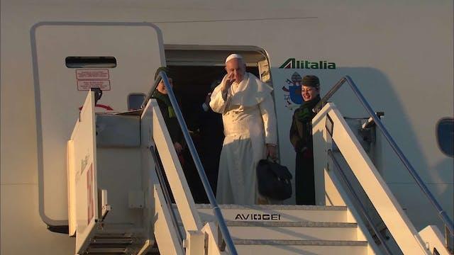 Claves del viaje del Papa al Consejo ...