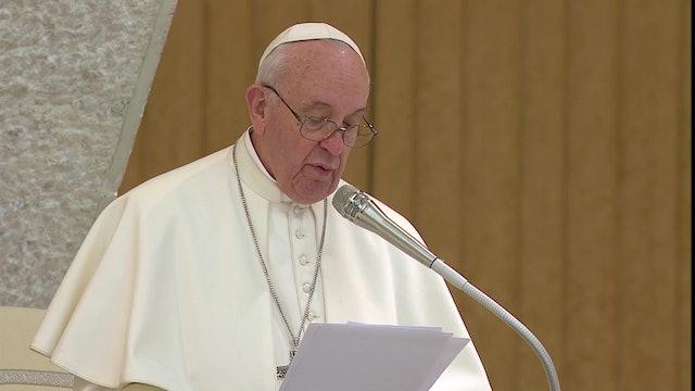 """Papa Francisco: """"La confesiones deben permanecer en secreto"""""""