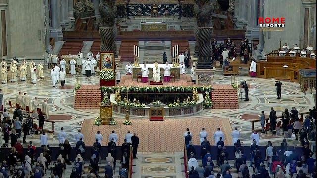 Papa celebrará Misa por Myanmar en el...