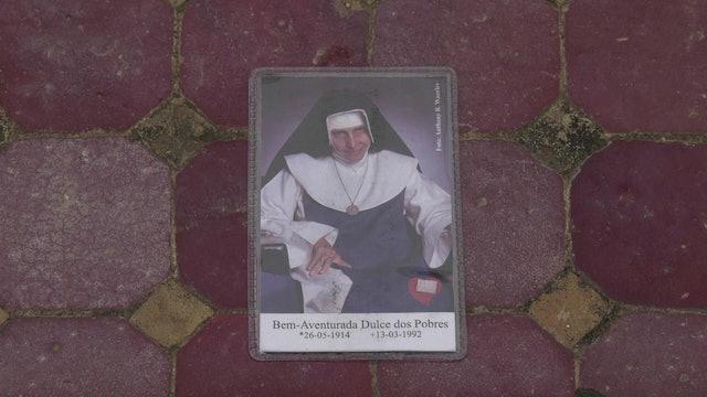 """Dulce Lopes Pontes, el """"ángel bueno de Bahia"""" llegará a los altares"""