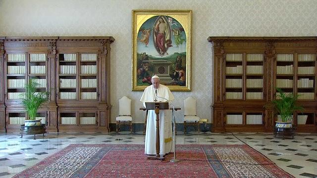 Papa convoca oración mundial para el miércoles y dará bendición Urbi et orbi