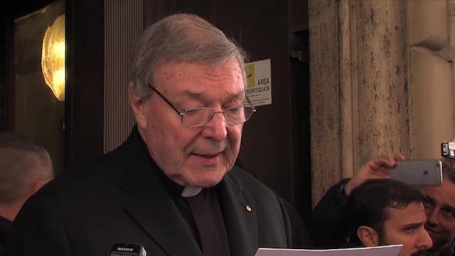 Vatican welcomes Cardinal Pell's acqu...