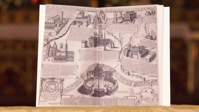 La Ruta de las 7 iglesias, un paseo de 25 km (y casi 500 años) en Roma