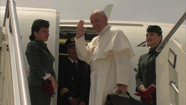 Agenda completa del viaje del Papa a ...