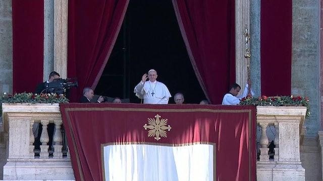 El Papa Francisco presidirá las grandes ceremonias de Navidad en el Vaticano