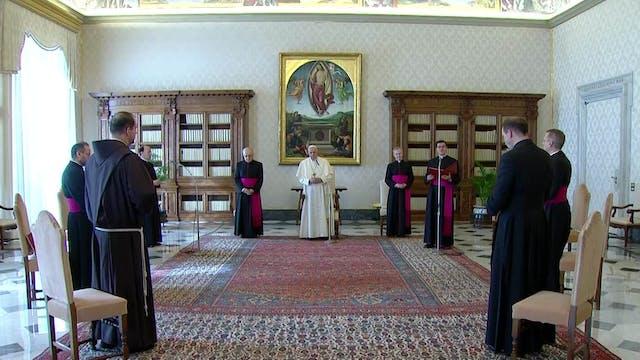El Papa explica la naturaleza de la m...