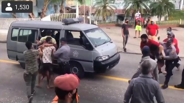 Obispos de Cuba defienden derecho a manifestarse y piden ejercitar la escucha