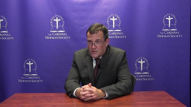 Sociedad Cardenal Newman peregrina a Roma desde EE.UU. para ir a canonización