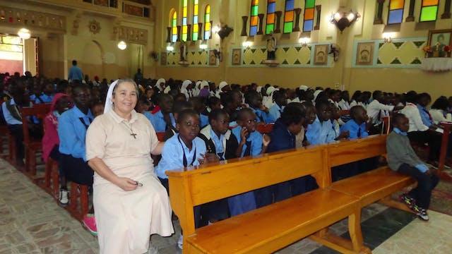 Misionera en Egipto: Jesús sigue en E...