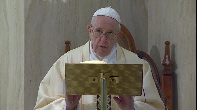 Papa alerta de convertirse en cristia...