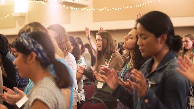 Blessed is She: connecting women virt...