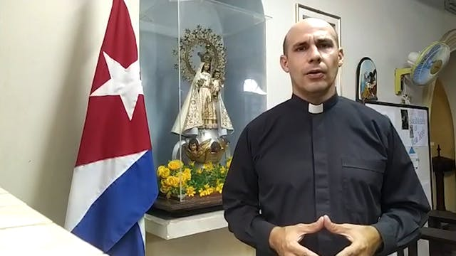 Sacerdote en Cuba recuerda el arresto...