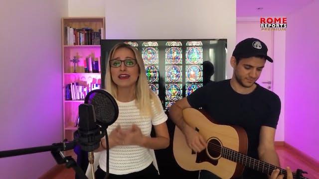 La cantante argentina Athenas invita ...