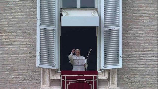Papa en el Regina Coeli: Cada uno pregúntese si es capaz de amar a su enemigo