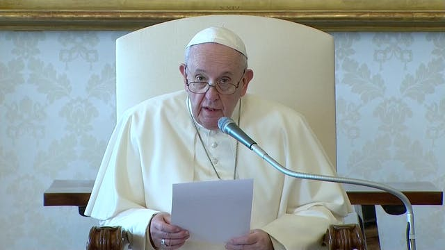 General Audience: Pope explains how t...