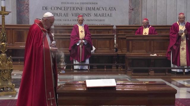 El Mundo visto desde el Vaticano 22-07-2020