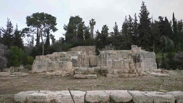 El Camino de Emaús, donde Jesús animó a sus discípulos, abierto a los peregrinos