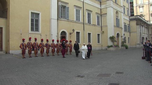 Mayo de 2019: Vaticano publica nuevas leyes para afrontar los abusos