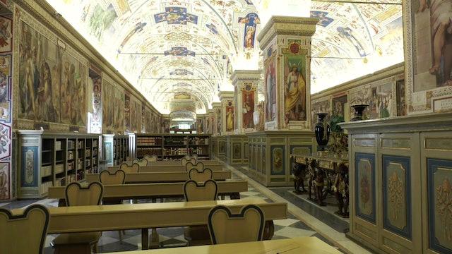 La Biblioteca Vaticana mantiene la misión con la que nació hace más de 500 años