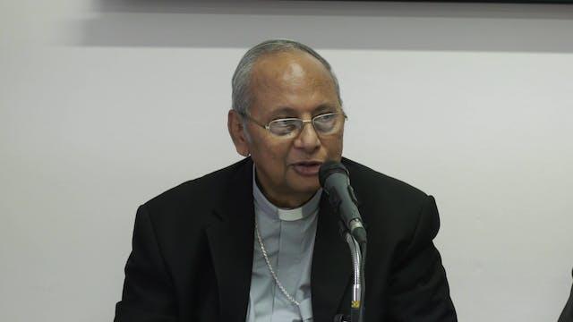 "Cardenal de Sri Lanka: ""El gobierno s..."