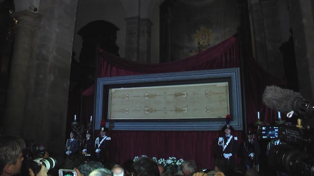 Holy Shroud to be displayed via streaming to pray in time of pandemic