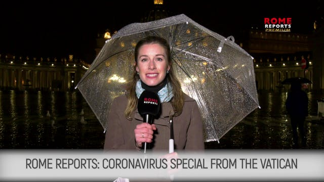CORONAVIRUS SPECIAL: Pope Francis rem...