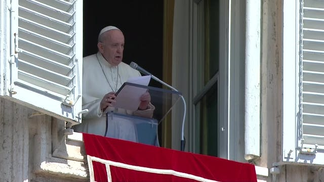 Pope Francis: Death of migrants in th...