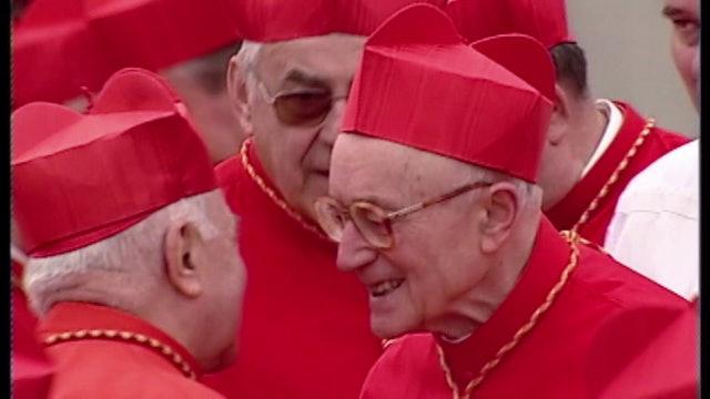 Oldest member of the College of Cardinals,  Albert Vanhoye, dies at 98