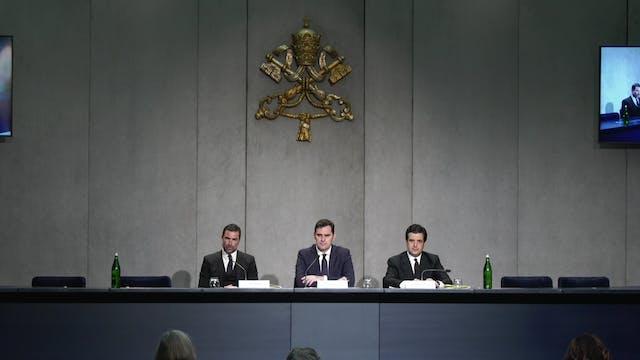 El Vaticano muestra progresos en luch...
