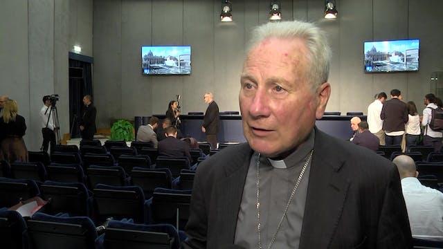 Cardenal Fitzgerald: Más que construi...