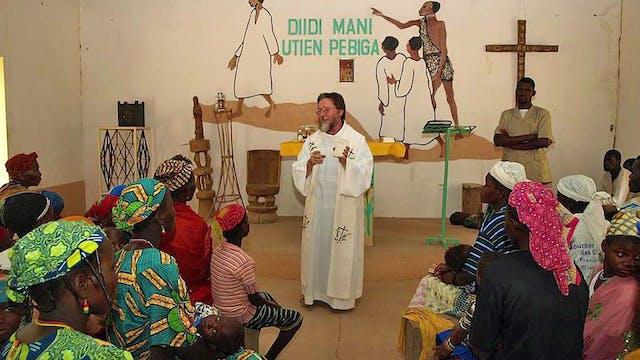 Francisco reza por sacerdote secuestr...