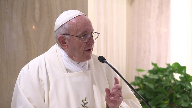 El Papa en Santa Marta: Una clave para no perder el sentido del humor