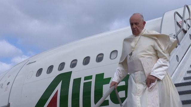 Al Papa le espera una intensa agenda tras su recuperación de la cirugía