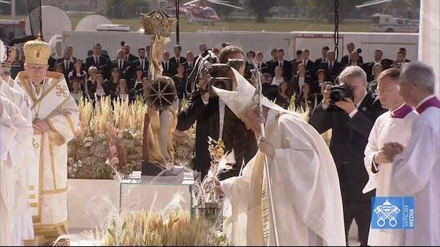 Francisco: Los cristianos deben ser  ...