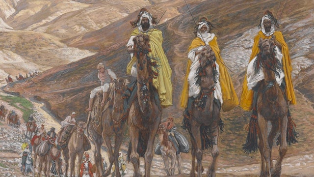 Where are the three wise men today?