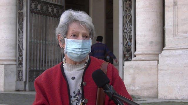 Segunda Semana Santa en Roma sin pere...