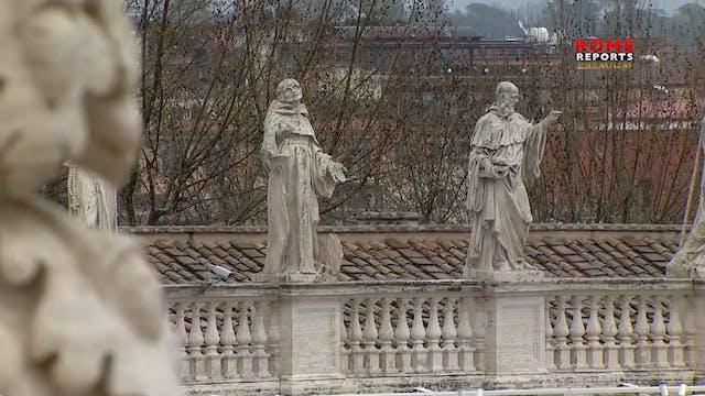 Papa lamenta con amargura la muerte p...