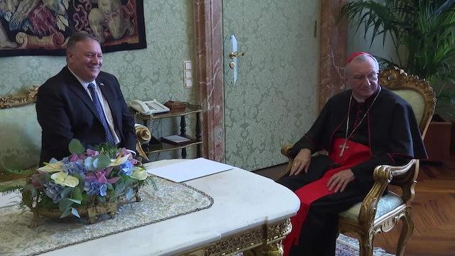El Mundo visto desde el Vaticano 07-10-2020