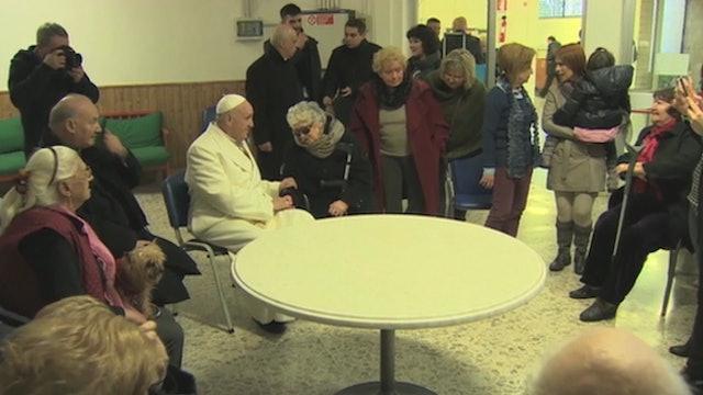 Papa escribe a ancianos y pide que se impliquen en la reconstrucción post covid
