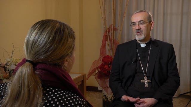 Patriarca de Jerusalén: Sentimos tens...